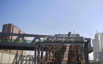 过街天桥 万博manbetx客服将再增两座过街天桥 看看都在哪里