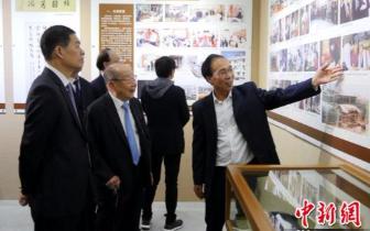 饶宗颐■潮州饶馆举办建馆25周年展 展出饶宗颐手稿和影像