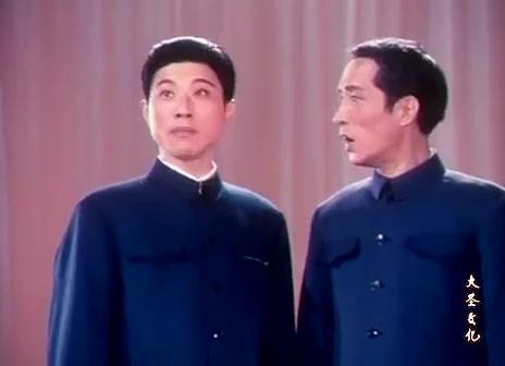 1976年常贵田与常宝华合作相声《帽子工厂》轰动一时,现两位老先生都已仙逝