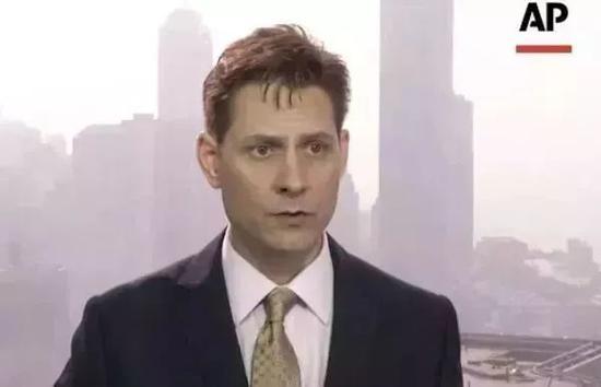 加拿大前外交官康明凯(Michael Kovrig)