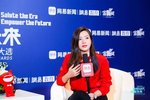 新东方优能中学推广管理中心副主任王好老师接受网易专访