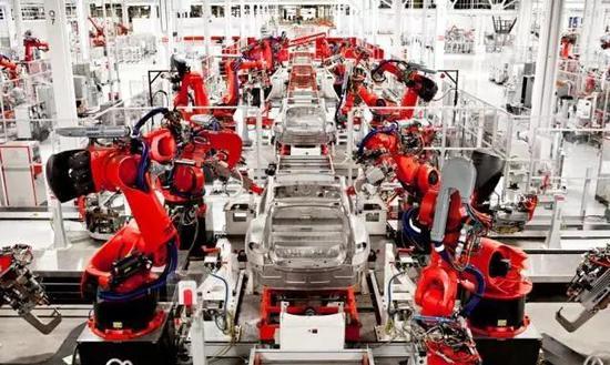 特斯拉新专利 使用AR眼镜提高汽车生产效率