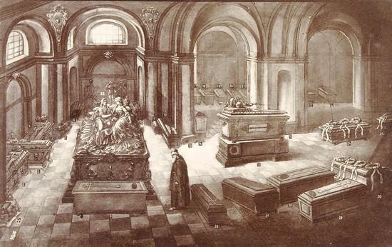 摘心掏肠,炼狱赎罪:欧洲王室遗骸的颠沛史
