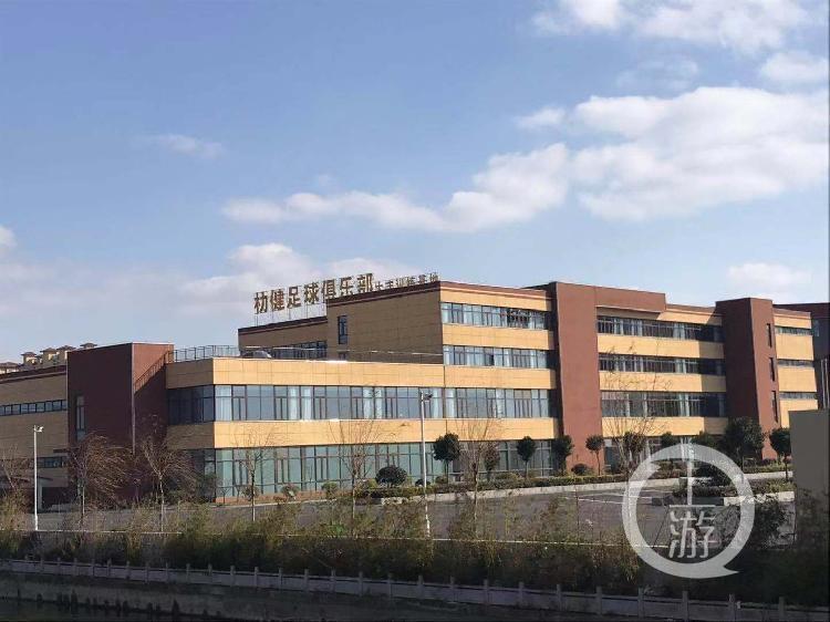12月28日,位于江苏大丰的权健足球俱乐部大丰训练基地。.jpg