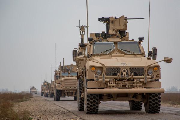 美军撤出叙利亚后 武器或将留给库尔德武装