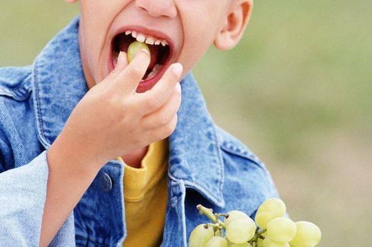 3岁男孩遵循传统习俗 跨年夜吃12颗葡萄窒息身亡
