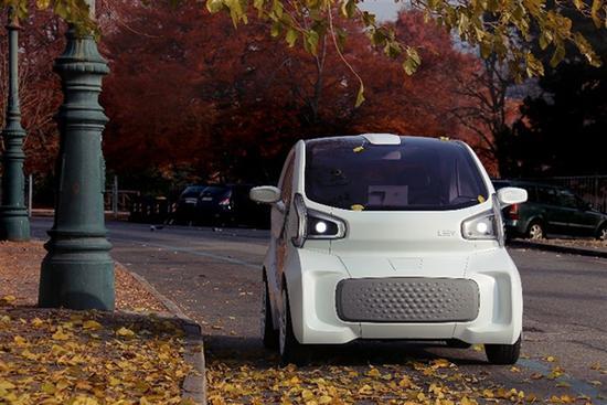 6.8万人民币起售 XEV首款3D打印电动车年内上市