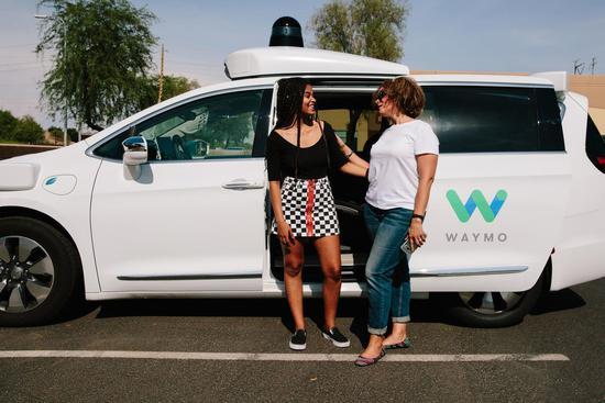 Waymo组织架构大曝光:高管一半女性 员工仅有950人