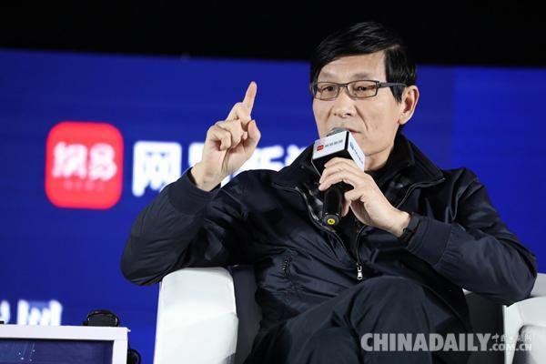 朱云来:中国经济潜力很大 要充分发挥市场资源配置作用