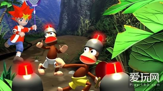 游戏史上的今天:幽默休闲加动作《捉猴啦》