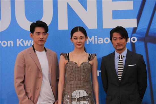《六月的秘密》亮相戛納 世界華人故事計劃發布
