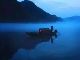 自驾游就去郴州小东江,在乌篷船里感受仙境的气息