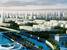 长沙一别墅小区建起高楼 遭市民起诉致规划局
