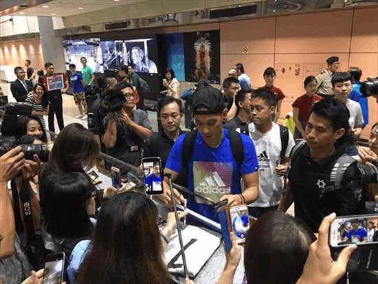 隊友:書豪在臺灣待遇如同MJ 若健康能打進季後賽