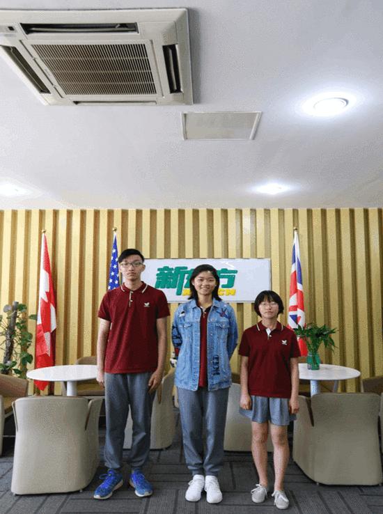 """北京新东方昌平外国语学校荣登2017美国AAPT""""物理杯""""北京区榜单"""