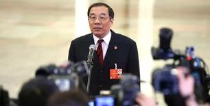 监察委首位主任杨晓渡啥来头?