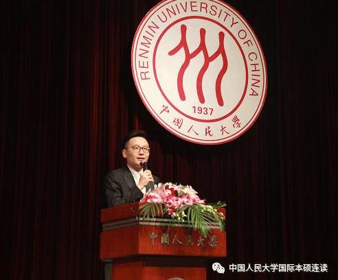 中国人民大学3+2多国留学本硕连读项目优秀毕业生施健伊同学