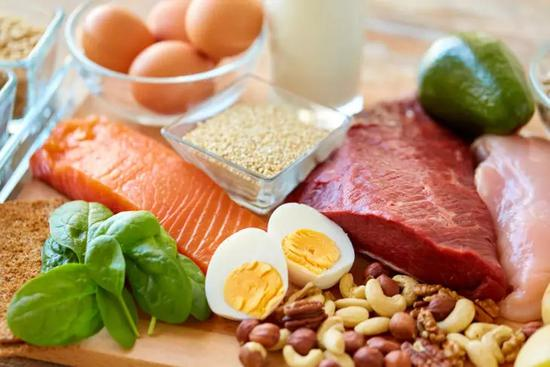 跑者保持整体健康 7种必需营养素不可少
