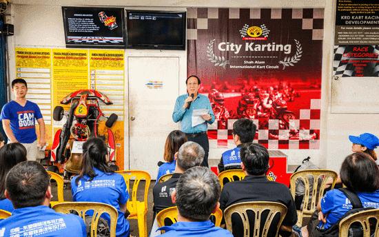 2017中国-东盟国际汽车拉力赛抵达大马赛程过半