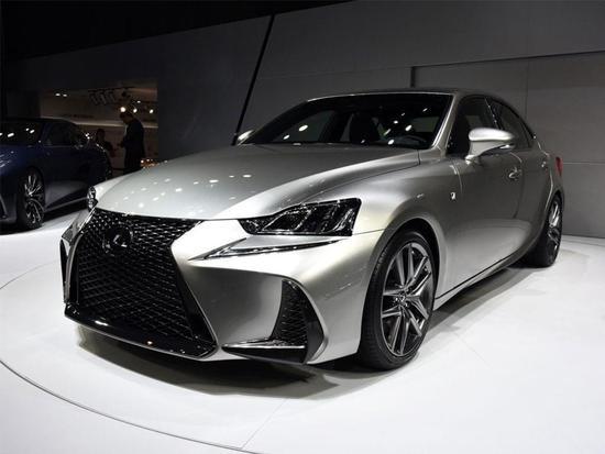 4款车/33.5万起 雷克萨斯新款IS开启预售