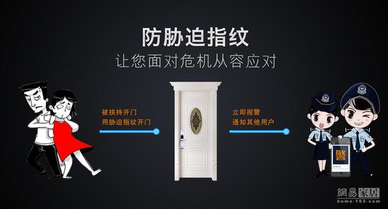 """2017""""葵花""""奖智能锁评选参选作品:黑龙A6010"""