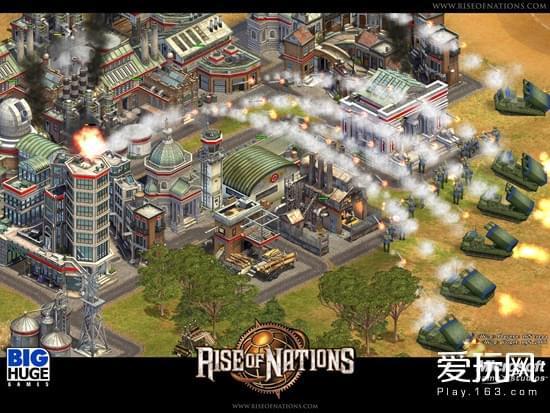 游戏史上的今天:新感觉即时战略《国家的崛起》