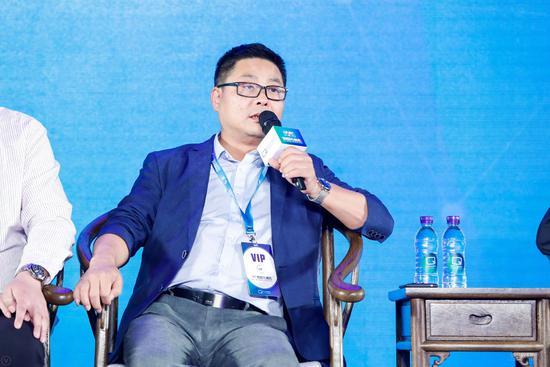 云度新能源汽车董事、总经理刘心文