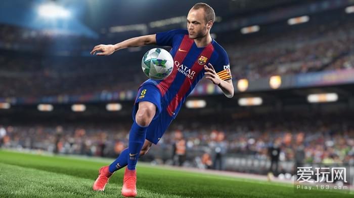 《实况足球2018》9月14日发售 将推出巴萨特