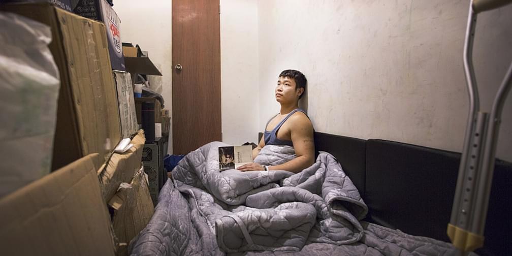 找房子比找工作难:12个北漂的租房故事