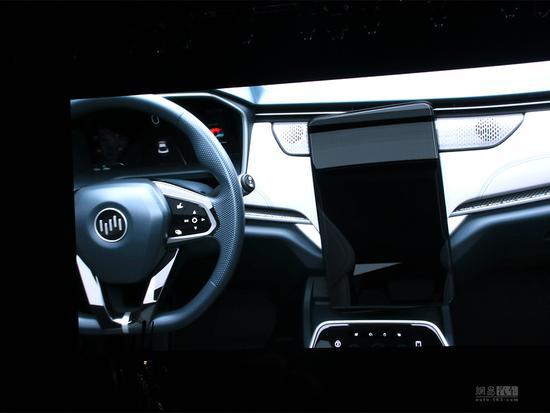 定名EX5/续航600公里 威马首款量产车首发