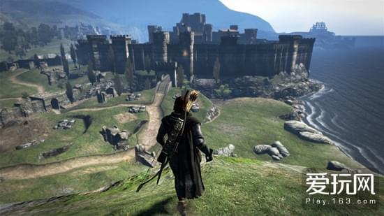 游戏中唯一一座大型城市