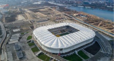 世界杯12座场馆抢先看  看好赛程就飞去俄罗斯吧!