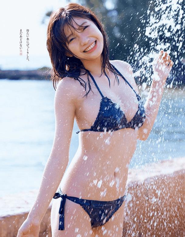 这是日本最可爱高一女生?很一般嘛![113P]