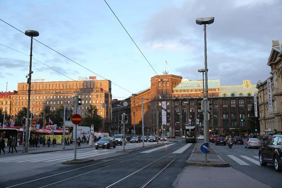 【前途,在路上】芬兰:邂逅千湖之国的秋光