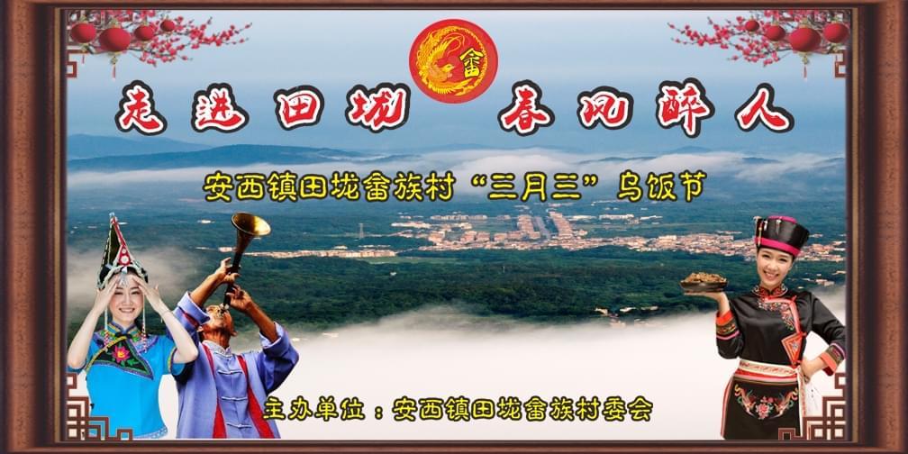 """【传承民风民俗】走进畲族村""""三月三""""乌饭节"""