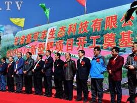 金昌年产60万吨新型肥料项目试车成功