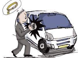 撬砸车窗偷车内财物 男子长沙作案30余起被擒获