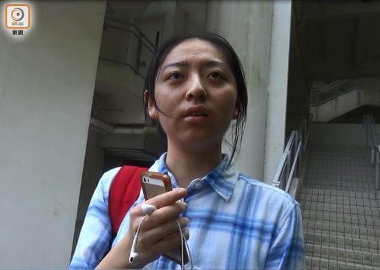 香港大学生疑吸毒裸奔 冲入女生宿舍意图不轨