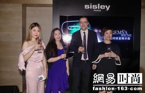 Sisley法国希思黎致臻夜间修复精华霜新品上市