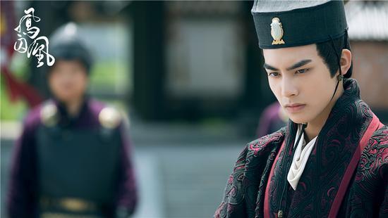 《鳳囚凰》容止中毒引熱議 宋威龍成新晉人氣王
