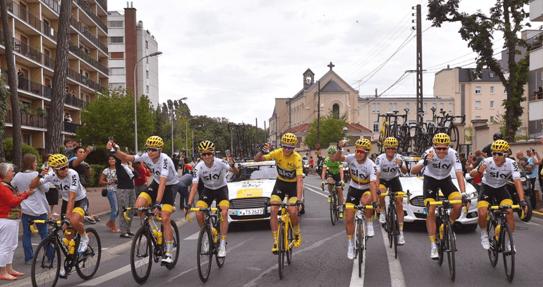 UCI巡回赛将在华收官 环法冠军队10月亮相环广西