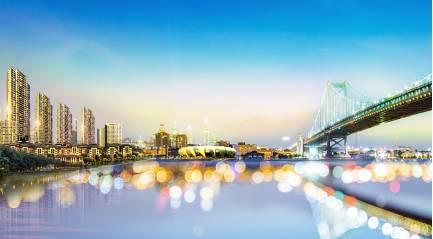 舒居本意   花园之城   至臻至美,新亚洲艺术园林   中心之城   门户之地