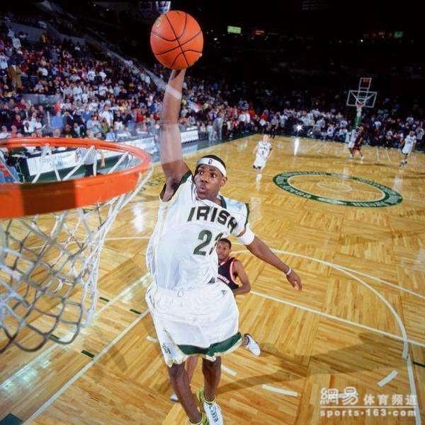 詹皇密友:他16歲就不輸NBA大牌 曾得MJ訓練師指導