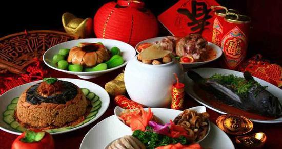 春节期间 这样吃美食才能身体健康