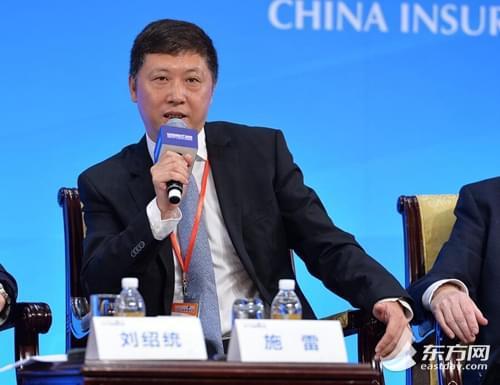 施雷:科技企业需要全球范围内的分工协作