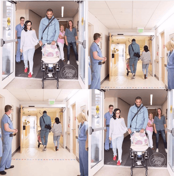 恭喜恭喜!JR早產女兒脫離危險 已被接回傢中撫養