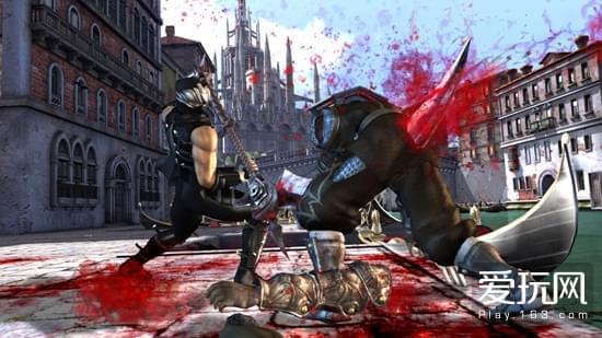 游戏史上的今天:血腥与动感的升华《忍者龙剑传2》