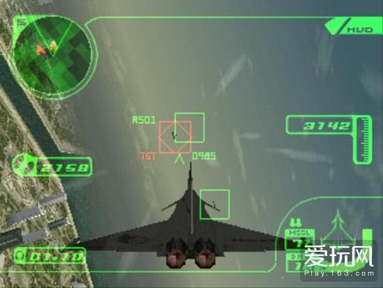 游戏史上的今天:划过天际的沉思《皇牌空战3》
