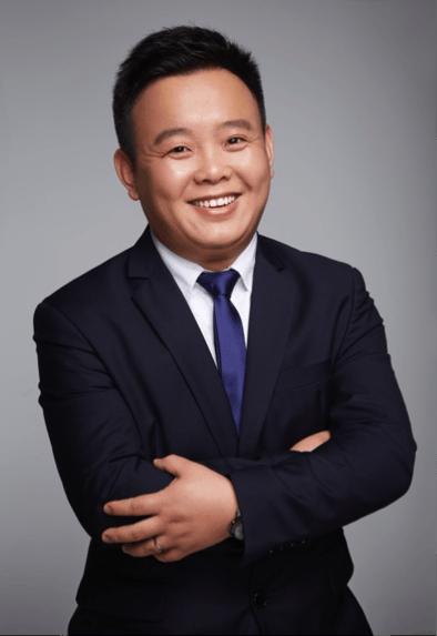 创始人兼CEO 李永涛TONY