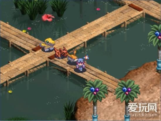 游戏史上的今天:新的冒险《数码宝贝世界3》
